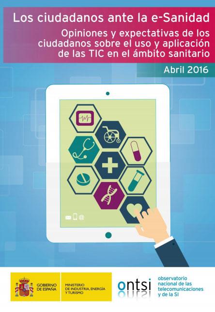 Estudio: Los ciudadanos ante la e-Sanidad