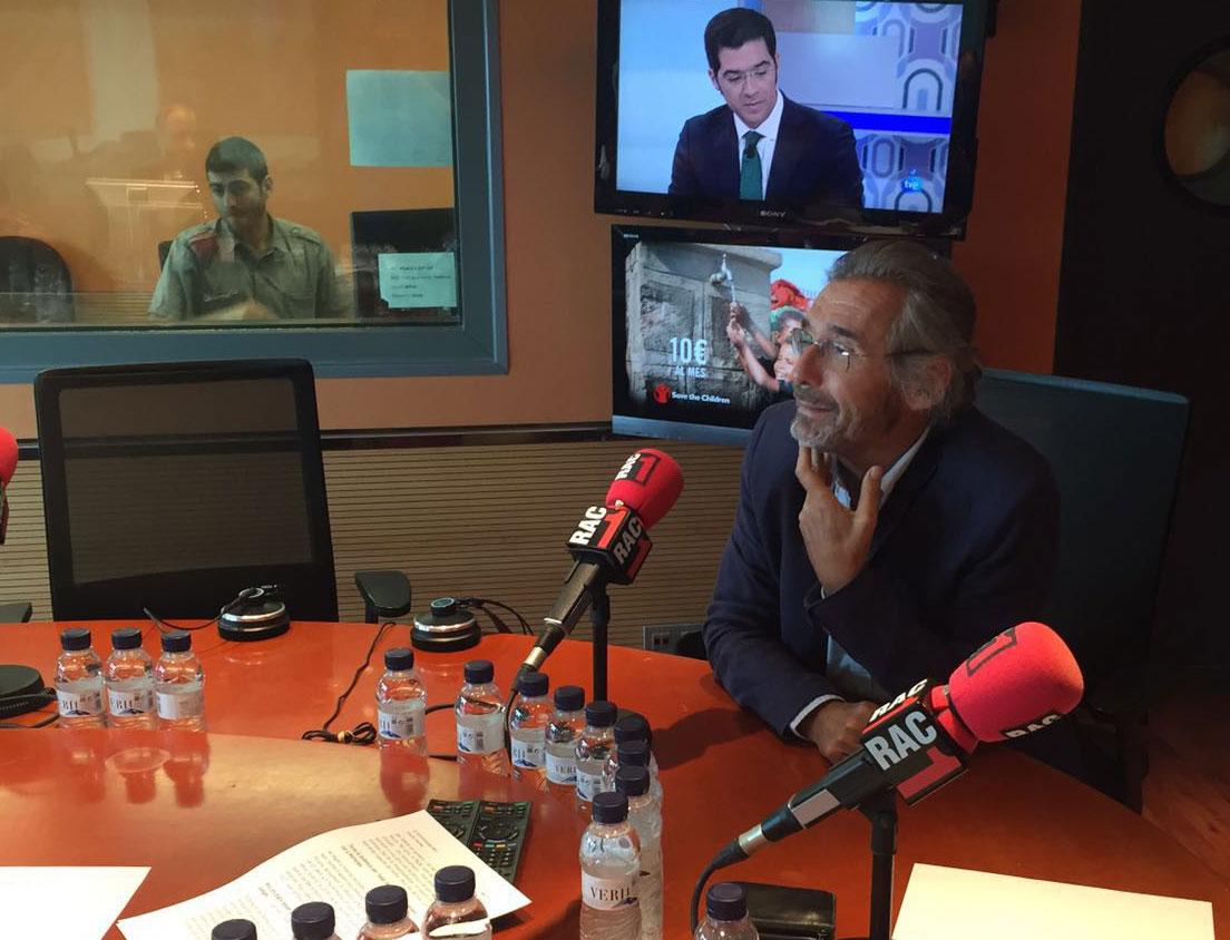 Dr. Josep Maria Fàbregas a Rac1