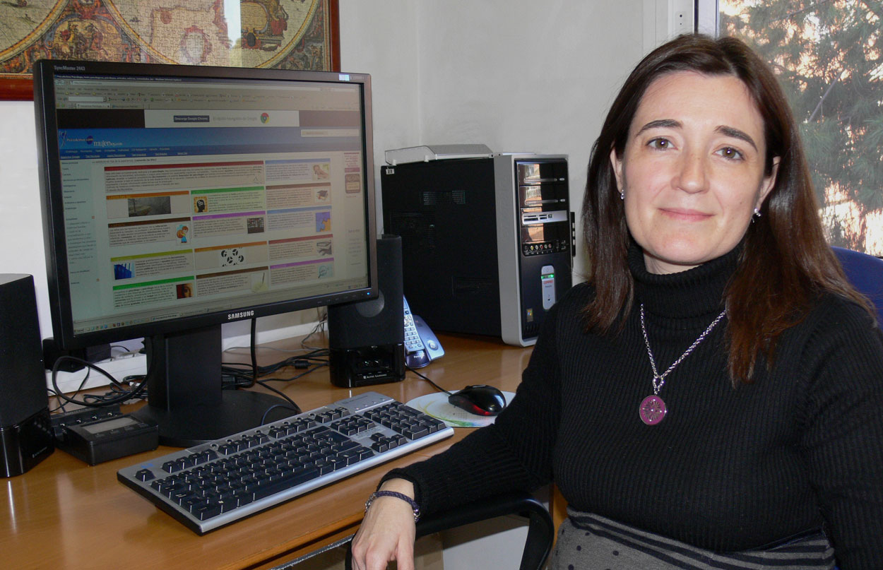 Marta Guerri, profesional de PsicoActiva