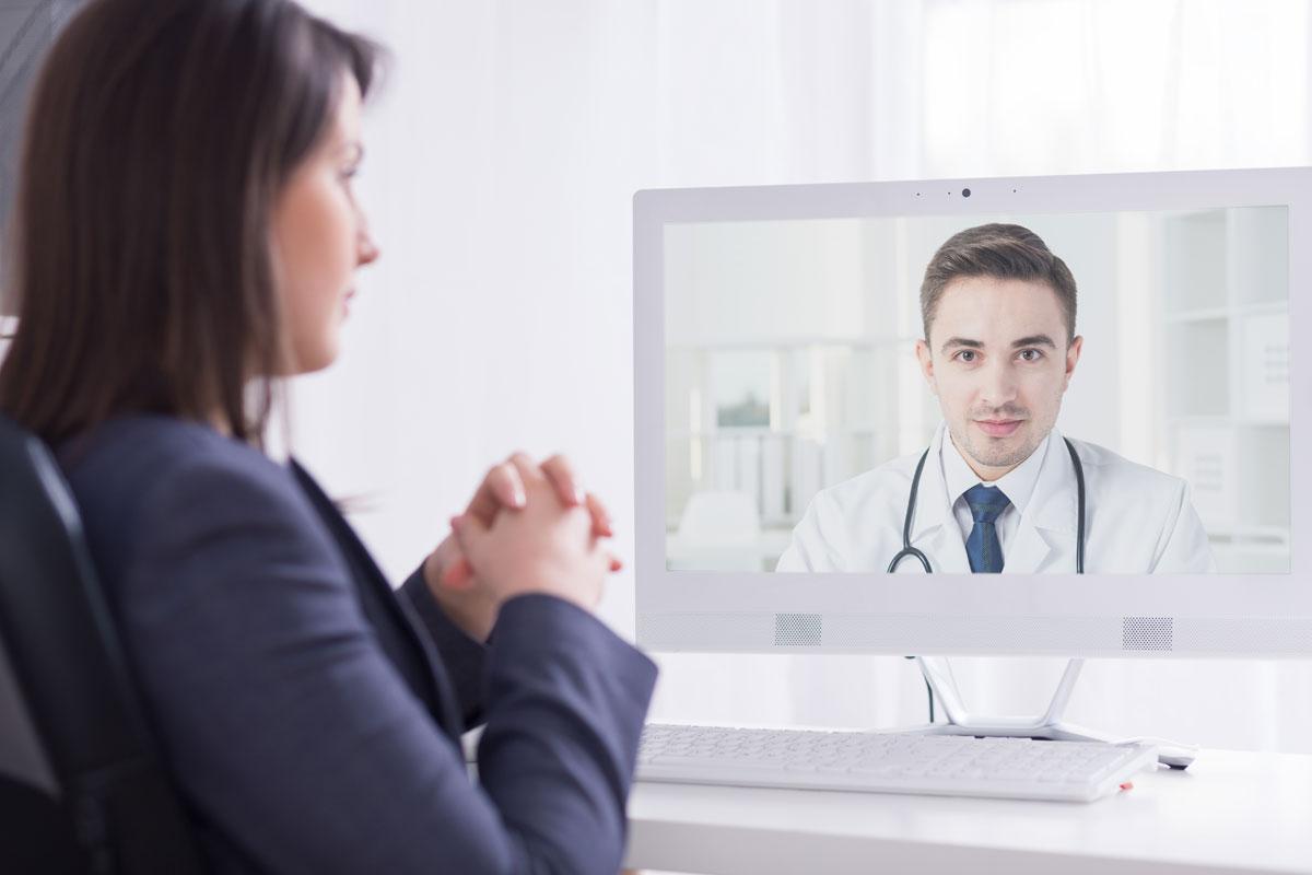 En 2024 las consultas virtuales superaran a las presenciales